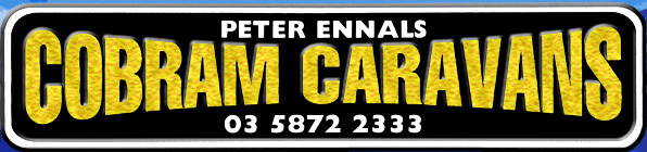 Peter Ennals Cobram Caravans